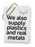 metal and plastics suppliers